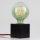 Danlamp E27 Vintage Deko LED Mega Edison Green Lampe 125mm 240V/2,5W