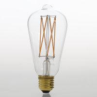 Danlamp E27 Vintage Deko LED Edison Lamp 240V/6W