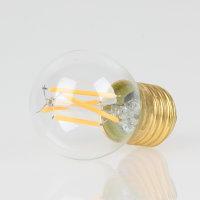 Danlamp E27 Vintage Deko LED Lampe Krone 230V/4W