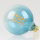 Danlamp E27 Vintage Deko LED Mega Edison Blue Lampe 125mm 240V/2,5W