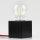 Danlamp E27 Vintage Deko LED Globe De Luxe One 95mm 240V/1W