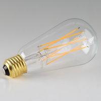 Danlamp E27 Vintage Deko LED Edison Lamp 240V/2,5W