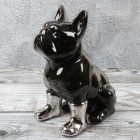 """Spardose Hund """"Funny Bulldog"""" französische..."""
