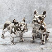 """Spardose Hunde """"Bulli Paar"""" französische..."""
