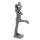 """Deko Design Skulptur glückliches Paar """"Kissing"""" aus Eisen 19cm"""