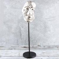 """Deko Design Skulptur Maske """"Mask One"""" aus..."""