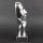 """Deko Design Skulptur denkendes Gesicht """"Thinking Three"""" aus Keramik 30cm"""
