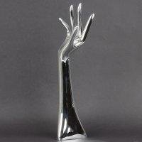 "Deko Keramik Hand ""Jewellery Hand"" Keramik 31cm"