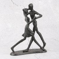 """Deko Design Skulptur Figur """"Dancing"""" aus..."""
