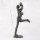 "Deko Design Skulptur Figur ""Kissing"" aus Polypropylen 19cm brüniert"