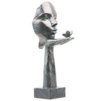"""Deko Design Skulptur Figur """"Desire"""" aus..."""