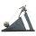 "Deko Design Skulptur Figur ""Kraftakt"" aus Polypropylen 35cm"